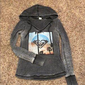 Roxy thermal hoodie